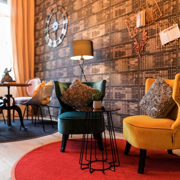 Quality furnishing to impress